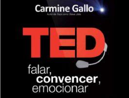 Leia CENPRE - TED – Falar, Convencer, Emocionar