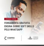 Ferramenta gratuita ensina sobre soft skills pelo WhatsApp