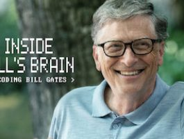 Assista CENPRE - Inside Bill's Brain: Decoding Bill Gates