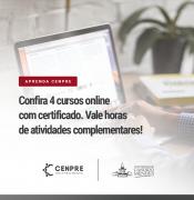 4 cursos online com certificado