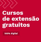 Curso de extensão gratuitos oferecidos pela Candido Mendes EAD
