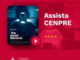 Assista CENPRE - O dilema das redes