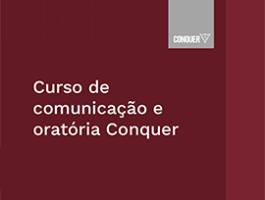 Aprenda CENPRE - Curso completo de comunicação e oratória da Conquer